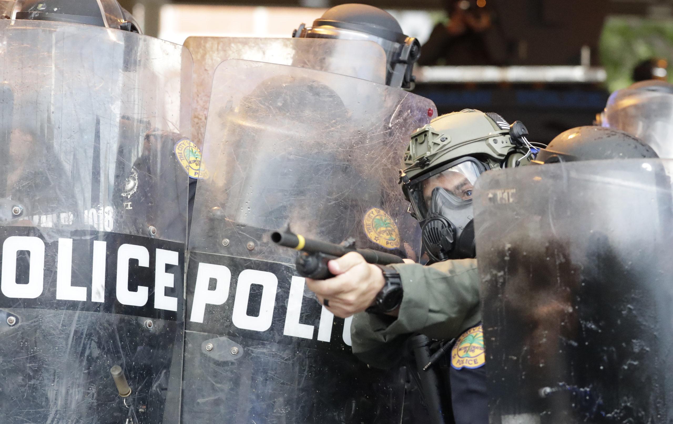 APTOPIX Minneapolis Police Death Florida