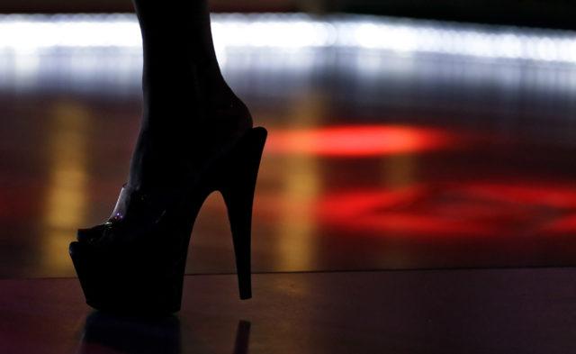 Mons Venus, Joe Redner strip club adult entertainment
