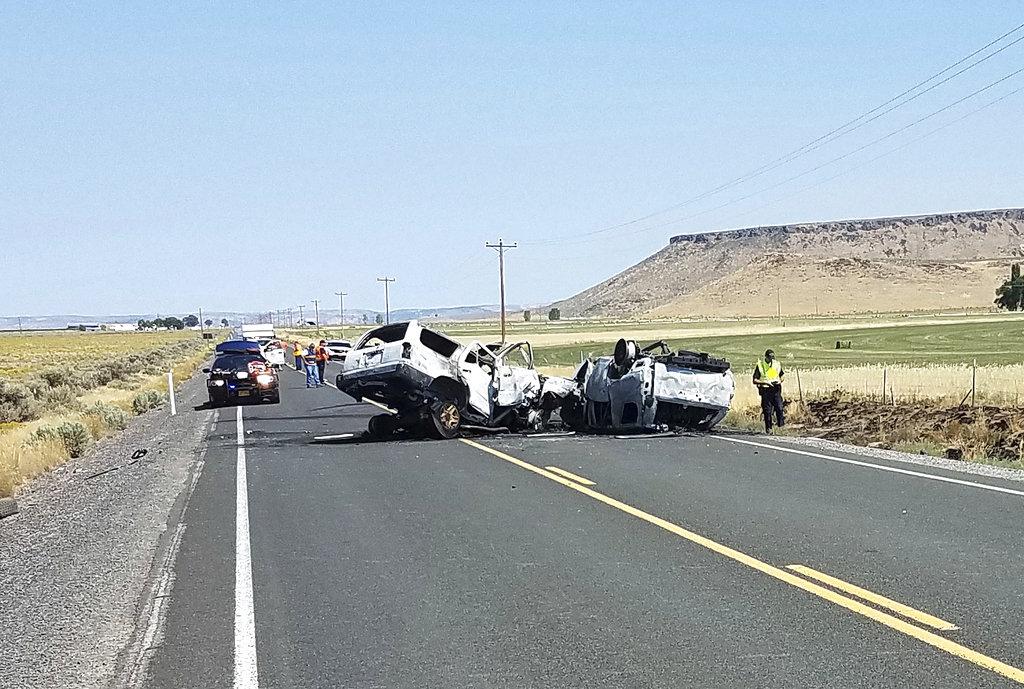 Collision Multiple Fatal