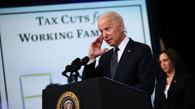 President Biden Delivers Remarks On First Day Americans Receive New Child Tax Credit